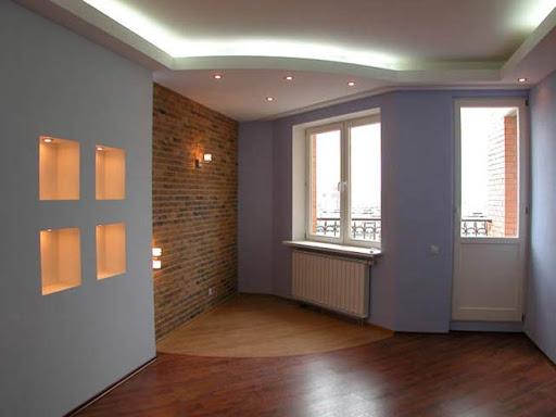 Ремонт квартиры-студии в новом доме